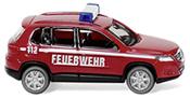 VW Tiguan Fire Brigade