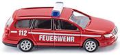 VW Passat B6 Fire Service