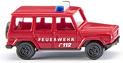 MB G Fire Brigade