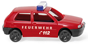 VW Golf III Fire Brigade