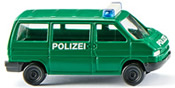VW T4 Bus Police