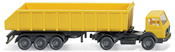 Rear Tip Dumper Truck MB